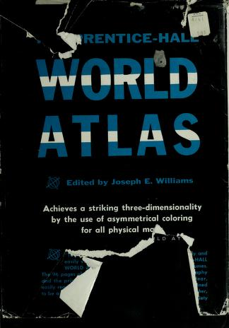 Cover of: Prentice-Hall Illustrated Atlas of the World | Prentice-Hall Editors