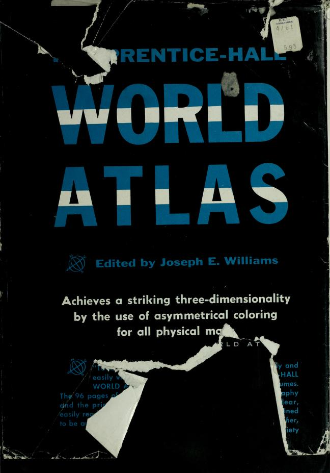 Prentice-Hall Illustrated Atlas of the World by Prentice-Hall Editors